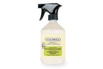 Caldrea Countertop Cleanser, Ginger Pomelo, 16 Fluid Ounce