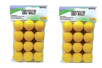 (Orange Perforated) - PrideSports PAWB5612 Orange Perforated Practise Balls