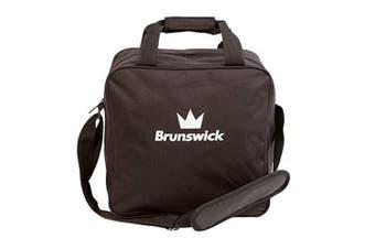 (Red/Black) - Brunswick T-Zone Single Tote Bowling Bag