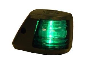 Aqua Signal Starboard Side Light Side Mount (Green)