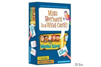 Miss Bernard Is A Wild Card! - The My Weird School Game