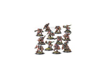 Blood Bowl the Game of Fantasy Football The Gouged Eye Orc Team (12 Miniatures)