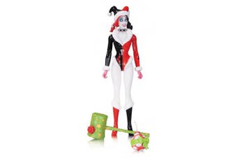 """DC Comics APR160439 """"Holiday Harley Quinn"""" Action Figure"""