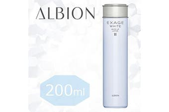 Albion Exage White White Up Lotion II 200ml, New