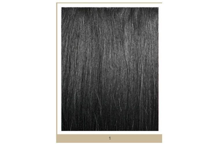 (1 Jet Black) - FreeTress Equal Chasty Invisible L Part Synthetic Wig (1)