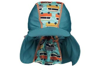 Pop-In Sunhat, Campervan Green, Large