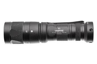 SureFire V1 Vampire Flashlights with Dual Output LED Light with IR Option