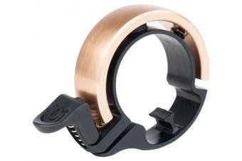 (Large, Brass) - Knog Oi Classic Bike Bells