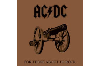 For Those About To Rock (Remastered digipak)
