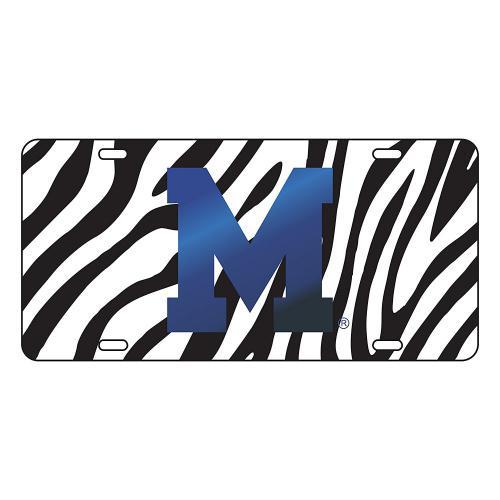 (LASER ZEBRA M TAG (20884)) - Memphis Tag Colour: LASER ZEBRA M TAG (20884) Memphis Tag