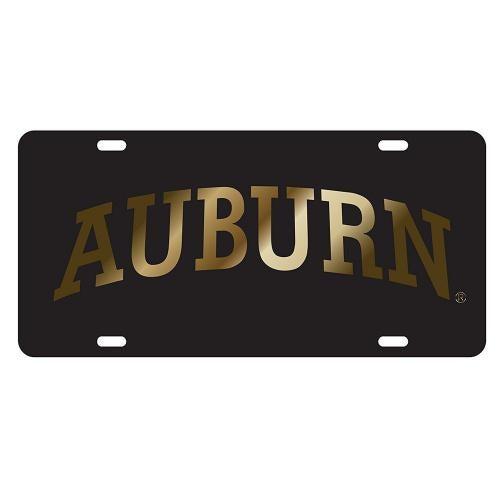(LASER BLK/GLD AUBURN TAG (12130)) - Auburn Tigers Tag Colour: LASER BLK/GLD AUBURN TAG (12130) Auburn Tigers Tag