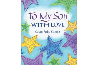 Blue Mountain Arts Little Keepsake Book, to My Son with Love by Susan Polis Schutz (KB223)