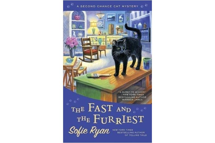 The Fast and the Furriest (Second Chance Cat Mystery)