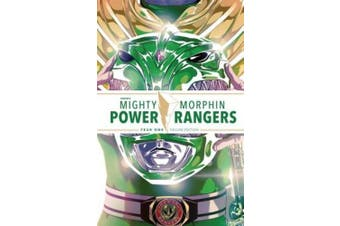 Mighty Morphin Power Rangers Year One: Deluxe (Mighty Morphin Power Rangers)