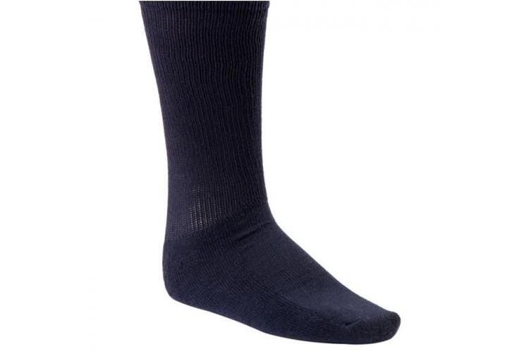 (13-15 (X-Large), Navy) - Champion Sports Rhino Extra Large Size All-Sport Sock (13-15) (Pair)
