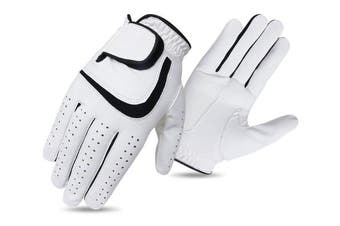 (Large) - JL Golf all weather synthetic golf glove Mens - Choose size and dexterity