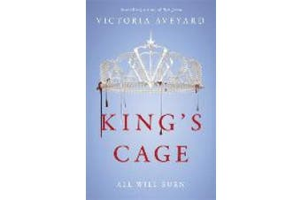 Red Queen #3 King's Cage by Victoria Aveyard