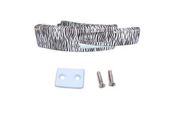 (Zebra Paper Coated) - ARD CHAMPS Replacement Lever for Powerlifting Lever Belts