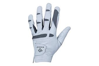 (XX-Large, Worn on Left Hand) - Bionic Gloves – Men's PerformanceGrip Pro Premium Golf Glove made from Long Lasting, Genuine Cabretta Leather