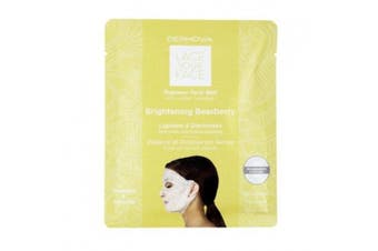 LACE YOUR FACE Compression Facial Mask - Brightening Bearberry - Single