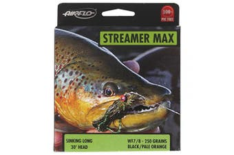 (8/9S) - Airflo Fly Lines Kelly Galloup Streamer Max Long