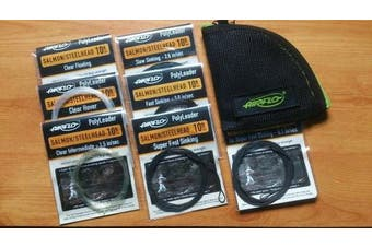 (Trout 3m) - Airflo Fly Lines Polyleader Kit