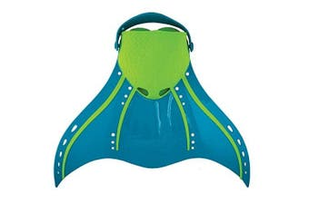 (Tropical Teal) - Finis Aquarius Fin Monofin Teal 36 - 43 1.30.015.128