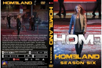 Homeland: Season 6 [Region 4]