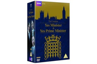The Complete Yes Minister & Yes, Prime Minister [Region 2]