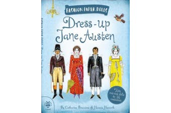Dress-Up Jane Austen: Discover History Through Fashion