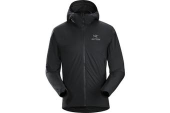 (Medium, Black) - Arc 'teryx Men's Atom SL Men's Hooded, Men, Atom SL Hoody Men's
