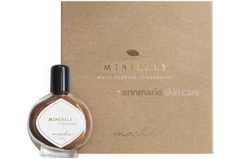 Annmarie Skin Care - Mocha Shade Minerals Multi-Purpose Foundation, 10.5g
