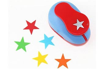 (Five-pointed star) - CADY Crafts Punch 3.8cm paper punch Craft Punches (Five-pointed star)
