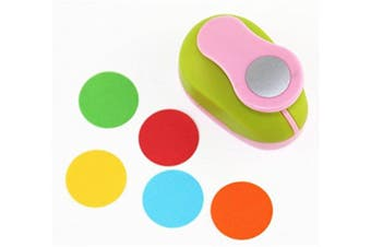 (circle) - CADY Crafts Punch 3.8cm paper punch Craft Punches (circle)