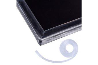 (2m bumper) - Cunina 2m Baby Safety Bumper Strip Table Corner Protector Gurad Edge Corner Cushion Strip Large Size