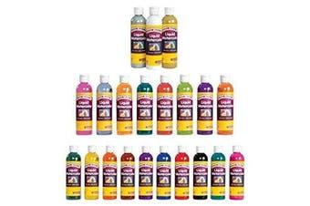 Colorations Liquid Watercolour Paint, Brown - 240ml (Item # LWBR)