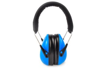 Safest Rated Baby Earmuffs: Best Padded Baby Ear Protector - . and Adjustable Noise Cancelling Headphones for Babies and Toddlers - For Outdoor Safety and Hearing Protection