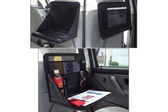 FireAngels Car Laptop Holder Tray Bag Mount Back Seat Auto Food Work Table Organiser