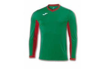(green-red, XX-Large) - Joma Maillot manches longues Champion IV