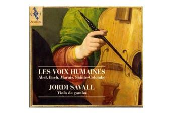 Les Voix Humaines: Abel, Bach, Marais, Sainte-Colombe