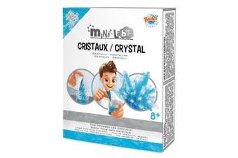 BUKI 3006BLU Mini Lab Crystals - Blue Version