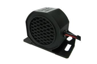 Yuesonic 102dB white noise backup alarm reversing alarm with for 12/24V vehicles