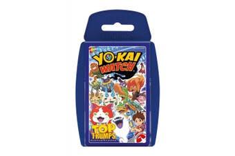 Yo-kai Watch Top Trumps Card Game