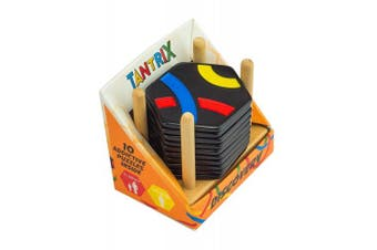 Coiledspring Games TANT_DIS Tantrix Discovery - Wooden Stand