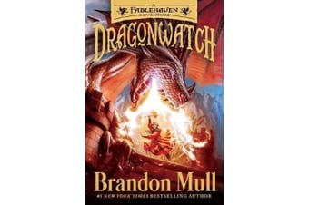 Dragonwatch: A Fablehaven Adventure (Dragonwatch)