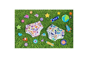 (18 - 24 Months, Outer Space) - Bambino Mio, Potty Training Pants, Outer Space, 18-24 Months