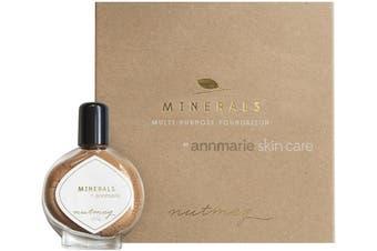 Annmarie Skin Care - Nutmeg Shade Minerals Multi-Purpose Foundation, 10.5g