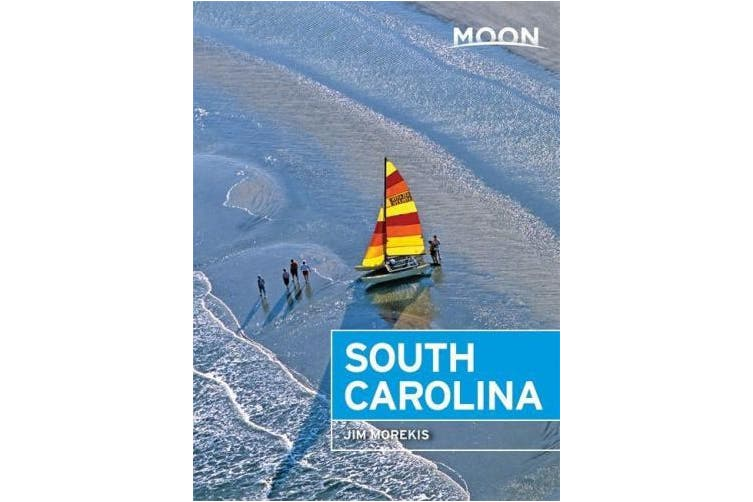 Moon South Carolina (Seventh Edition)