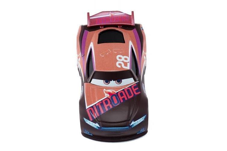 Disney/Pixar Cars 3 Tim Treadless (Nitroade) Die-Cast Vehicle