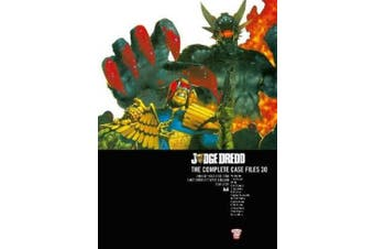 Judge Dredd: Case Files 30